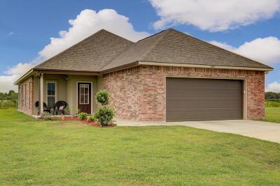 Maurice Single Family Home For Sale: 9397 Garrett Road