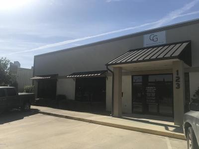 Lafayette Parish Commercial Lease For Lease: 123 Westmark Boulevard