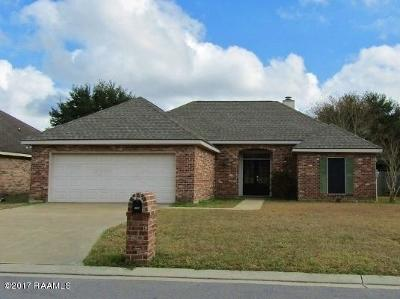 Broussard Rental For Rent: 106 Tulip Tree