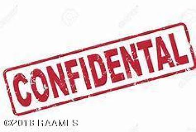 Commercial For Sale: Confidential