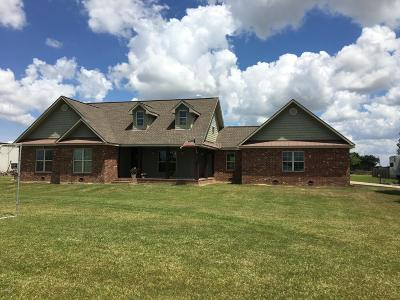 Maurice Single Family Home For Sale: 10808 Oak Grove Pvt Drive