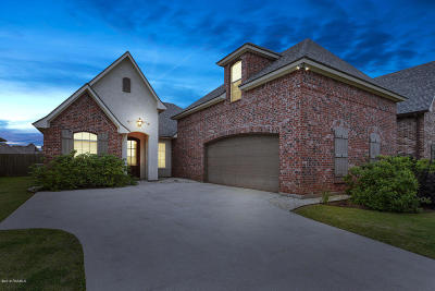 Broussard Single Family Home For Sale: 600 Birchview Drive