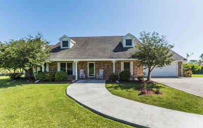 New Iberia Single Family Home For Sale: 810 Gaubert Road