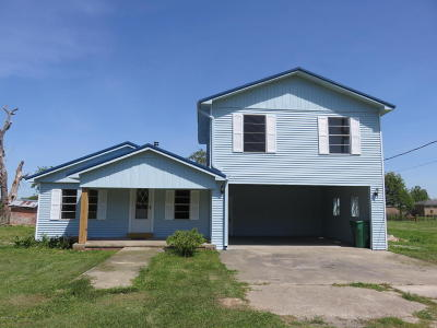 Eunice Single Family Home For Sale: 134 Blaine