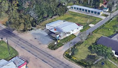 St Landry Parish Commercial For Sale: 8250 Hwy 182