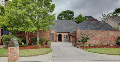 Lafayette Single Family Home For Sale: 103 Woodbriar Drive