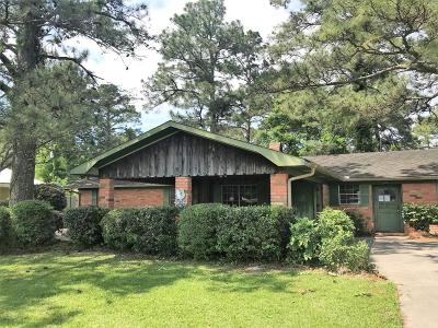 Single Family Home For Sale: 9451 Egan Hwy