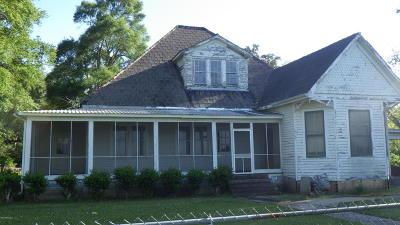 Opelousas Single Family Home For Sale: 2081 W Landry Street