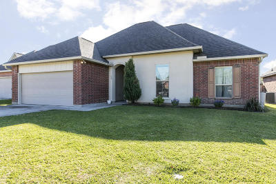 Carencro Single Family Home For Sale: 108 Boston Court