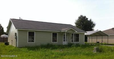 Sunset Single Family Home For Sale: 165 Bloomfield Loop