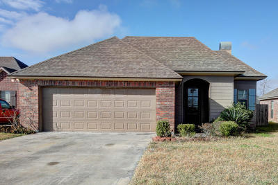Youngsville Rental For Rent: 204 King Arthurs Way