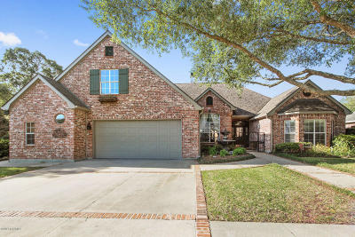 Lafayette Single Family Home For Sale: 208 Greenspoint Commons
