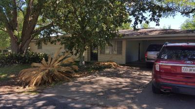 Single Family Home For Sale: 244 Wisteria Drive