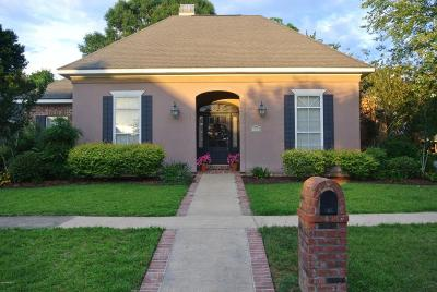 Youngsville Single Family Home For Sale: 100 Copal Drive