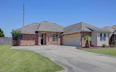 Youngsville Single Family Home For Sale: 126 Nicole Drive