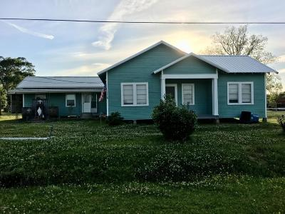 Breaux Bridge Single Family Home For Sale: 1712 Sawmill Hwy