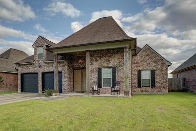 Youngsville Single Family Home For Sale: 216 Tall Oaks Lane
