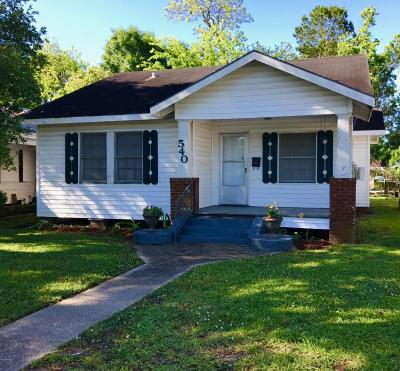New Iberia Single Family Home For Sale: 540 Charles Street