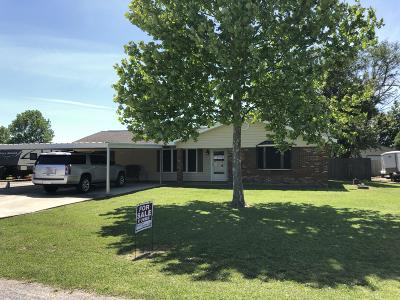 Crowley Single Family Home For Sale: 213 Bruin Road
