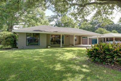 Lafayette Single Family Home For Sale: 531 Camellia Drive