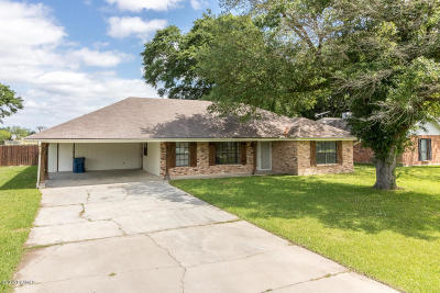 Youngsville Single Family Home For Sale: 110 Avery Drive