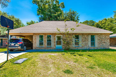 Patterson Single Family Home For Sale: 119 Domino Dr. Drive