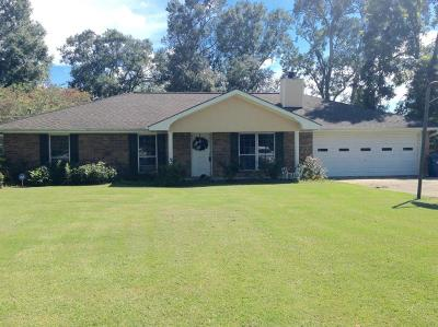 St. Martinville Single Family Home For Sale: 148 Teresa Drive