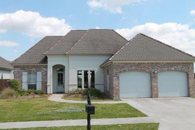 Lafayette Single Family Home For Sale: 207 Ember Grove Crossing