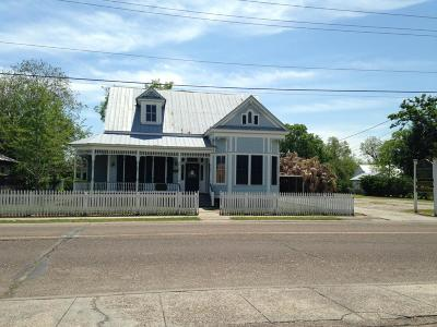 Breaux Bridge Single Family Home For Sale: 219 W Bridge Street
