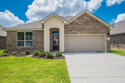 Lafayette Single Family Home For Sale: 208 Saddle Crest Drive