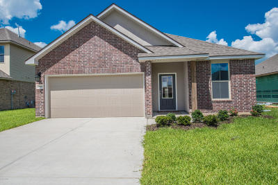 Lafayette Single Family Home For Sale: 209 Marshfield Drive