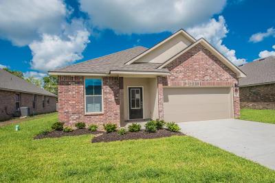 Lafayette Single Family Home For Sale: 201 Marshfield Drive