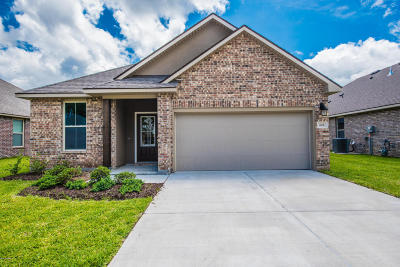 Lafayette Single Family Home For Sale: 222 Saddle Crest Drive