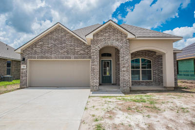 Lafayette Single Family Home For Sale: 206 Saddle Crest Drive