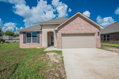 Lafayette Single Family Home For Sale: 133 Marshfield Drive