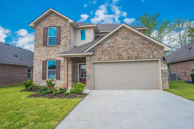 Lafayette Single Family Home For Sale: 217 Saddle Crest Drive