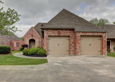Lafayette Single Family Home For Sale: 1009 Foreman Drive