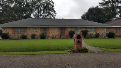 Lafayette Single Family Home For Sale: 318 Venus Drive