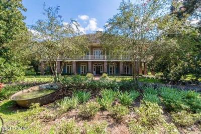 Lafayette Parish Single Family Home For Sale: 1050 Maryview Farm Road