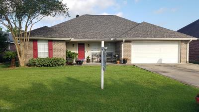 Lafayette Single Family Home For Sale: 106 Windrush Lane