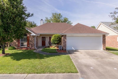 Copperfield Single Family Home For Sale: 107 Queensford Way