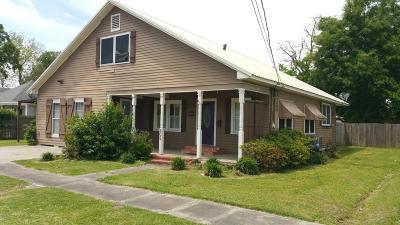 Rayne Single Family Home For Sale: 802 Wiltz Street