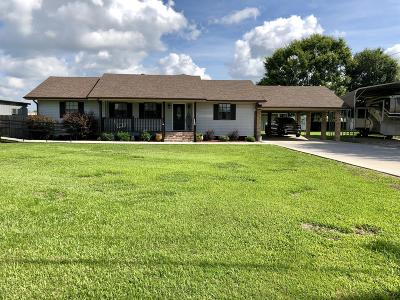 Lafayette Single Family Home For Sale: 1106 Lebesque Road