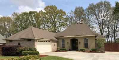 Lafayette Single Family Home For Sale: 116 Kentucky Lane