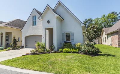 Lafayette Single Family Home For Sale: 301 Summerland Key Lane