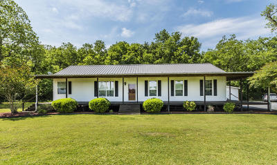 St. Martinville Single Family Home Active/Contingent: 1006 Martin Dautreuil Road