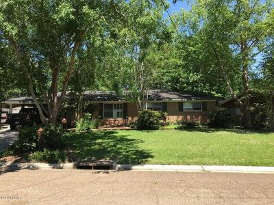 Lafayette Single Family Home For Sale: 139 Parduton Street