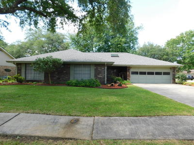 Lafayette Single Family Home For Sale: 203 Cane Drive
