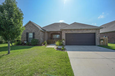 Rayne Single Family Home For Sale: 206 Country Lakes Trail