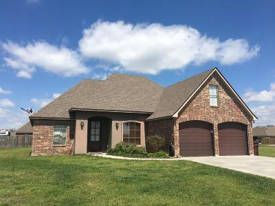 New Iberia Rental For Rent: 605 Timberstone Drive